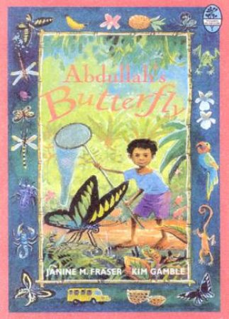 Young Bluegum: Abdullah's Butterfly by Janine Fraser