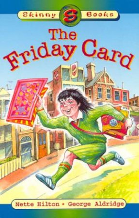 Skinny Books: The Friday Card by Nette Hilton