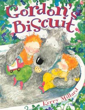Gordon's Biscuit by Kerry Millard
