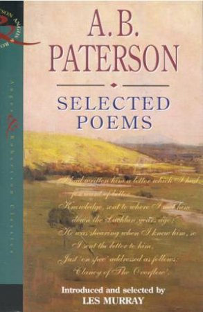 Selected Poems by A B Paterson