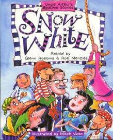 Snow White by Robin Menzies