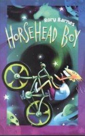 Horsehead Boy by Rory Barnes