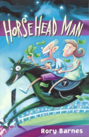 Horsehead Man by Rory Barnes