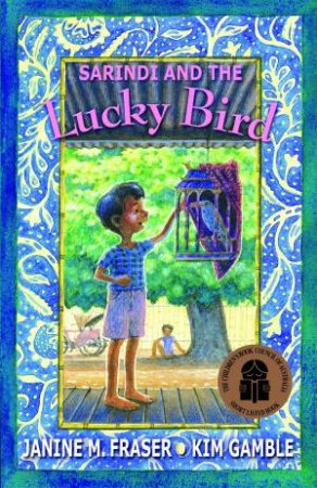 Sarindi And The Lucky Bird by Janine Fraser