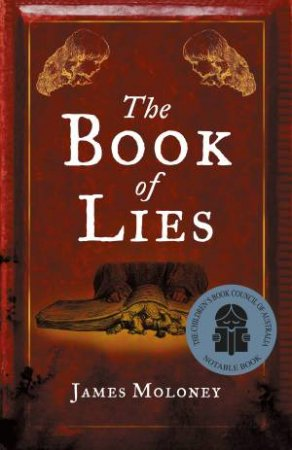The Book Of Lies 01 by James Moloney