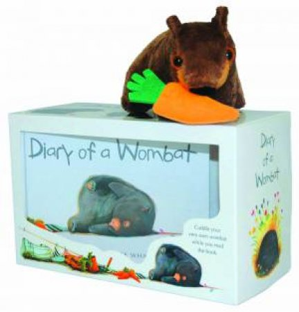 Diary Of A Wombat Boxed Set by Jackie French