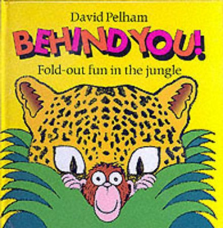 Behind You by David Pelham