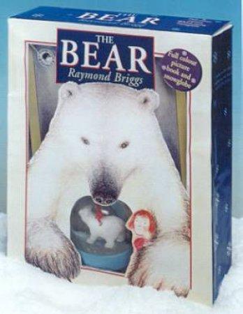The Bear - Book & Snowglobe by Raymond Briggs