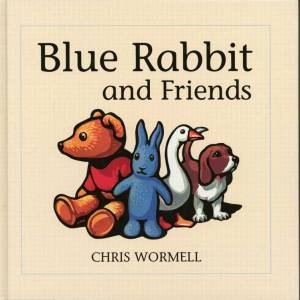 Blue Rabbit and Friends by Chris Wormell