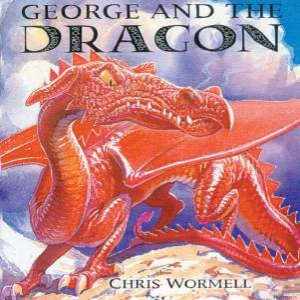 George And The Dragon by Chris Wormell