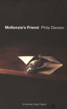 McKenzie's Friend by Philip Davison