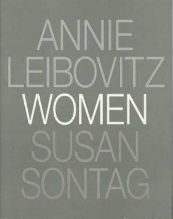 Women by Annie Leibovitz & Susan Sontag