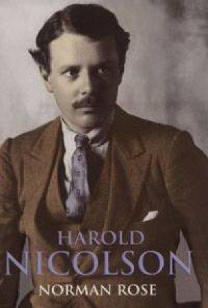 Harold Nicolson by Norman Rose
