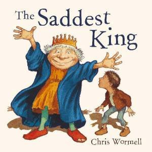 The Saddest King by Chris Wormell