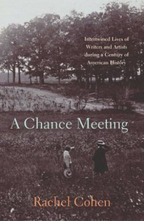 A Chance Meeting: Writers And Artists During A Century Of American History by Rachel Cohen