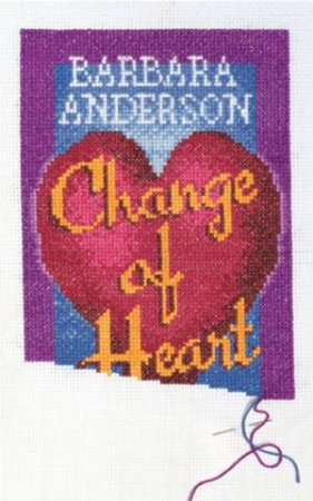 Change Of Heart by Barbara Anderson