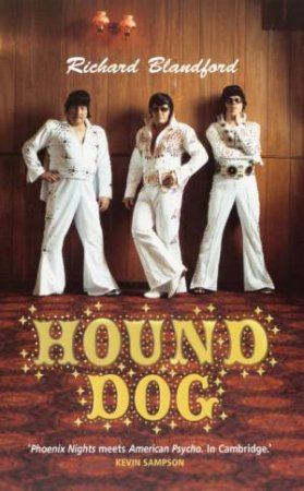Hound Dog by Richard Blandford