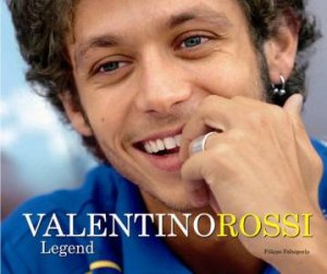 Valentino Rossi by Filippo Falsaperla