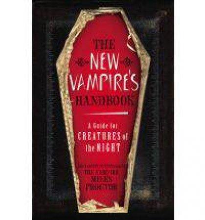 The New Vampires Handbook by Various