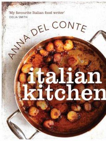 Italian Kitchen by Anna Del Conte