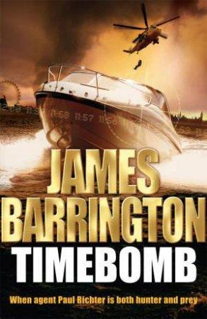 Timebomb by James Barrington