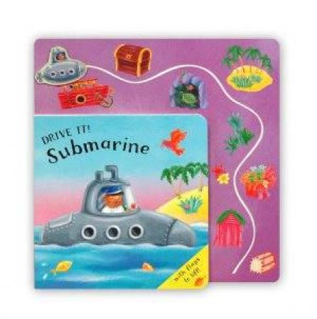 Drive It! Submarine by Claire Henley