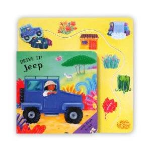 Drive It! Jeep by Claire Henley