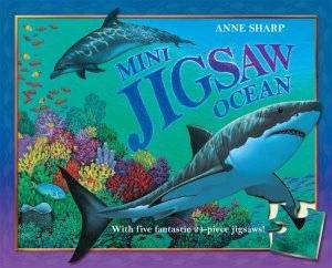 Mini Jigsaw Ocean by Anne Sharp