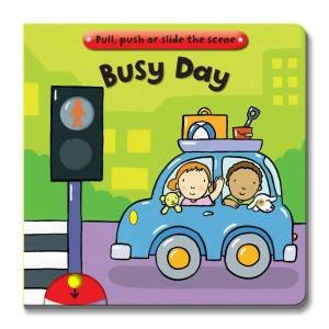 Busy Books: Busy Day by Joy Gosney
