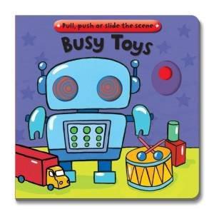 Busy Books: Busy Toys by Joy Gosney