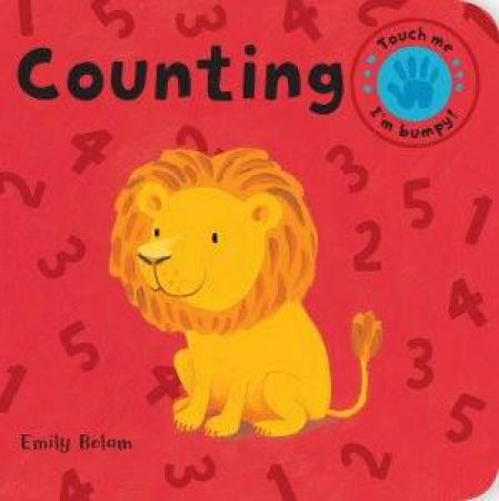 Bumpy Books: Counting by Emily Bolam