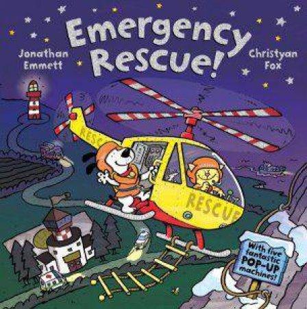 Emergency Rescue by Jonathan Emmett