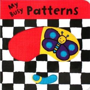 My Busy Patterns by Angela Brooksbank