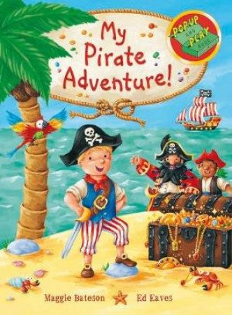 My Pirate Island by Kate Pankhurst