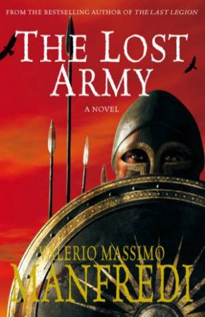 Lost Army by Valerio Massimo Manfredi