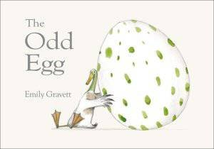 Odd Egg by Emily Gravett