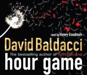 Hour Game (Audio CD) by David Baldacci