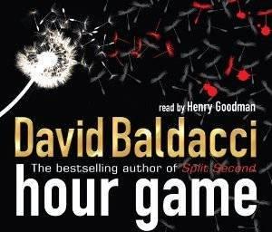 Hour Game (Audio CD) by David Baldacci
