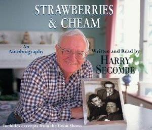 Strawberries and Cheam (Audio CD) by Harry Secombe
