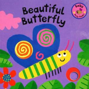 Baby Busy Books: Beautiful Butterfly by David Sim