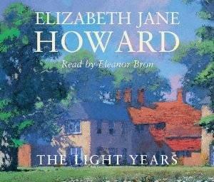 Light Years (Audio CD) by Elizabeth Jane Howard