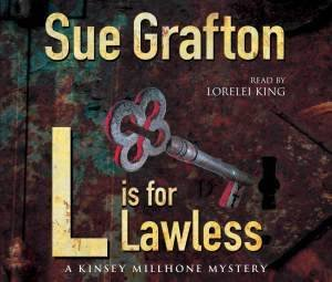 L is for Lawless (Audio CD) by Sue Grafton