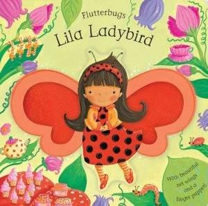 Flutterbugs: Lila Ladybird by Erica-Jane Waters