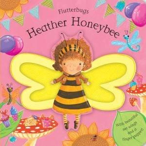 Flutterbugs: Heather Honeybee by Erica Jane Waters