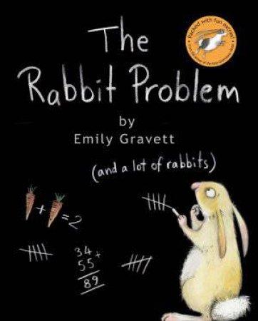 Rabbit Problem by Emily Gravett