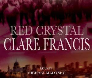 Red Crystal by Clare Francis