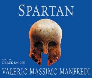 Spartan by Valerio Massimo Manfredi