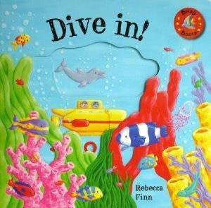 Busy Book: Dive In! by Rebecca Finn
