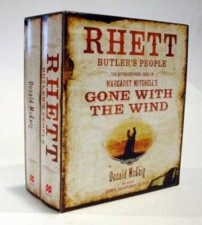 Rhett Butler's People (Audio CD) by Donald McCaig