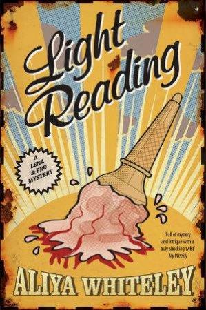 Light Reading by Aliya Whiteley